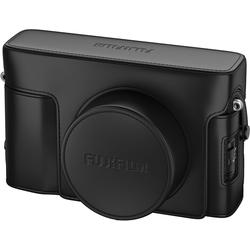 FUJI LC-X100V Lederetui für X100V schwarz