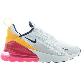 Nike Wmns Air Max 270 white-yellow/ white-pink, 37.5