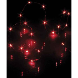 6 Stück Hellum LED-Lichterkette 20-tlg. 570755