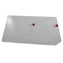 Fried Ersatz-Frontschutzdeckel durchsichtig für Sägeschutzhaube Kreissäge FRS553