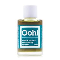 Oils of Heaven Natural Tamanu Face Oil  olejek do twarzy  15 ml
