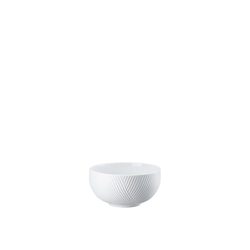 Rosenthal Müslischale Rosenthal Blend Relief 2 Bowl 14 cm, Porzellan, (1-tlg)