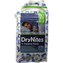 HUGGIES DryNites f.Jungen 4-7 Jahre 16 St