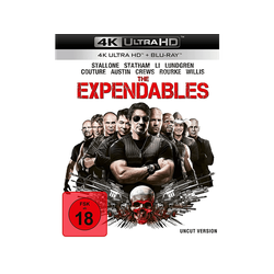 The Expendables 4K Ultra HD Blu-ray +