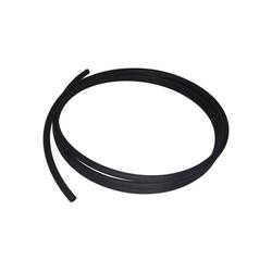 AlphaCool Wasserkühlung AlphaTube TPV 12,7/7,6 - Black Matte 3,3m
