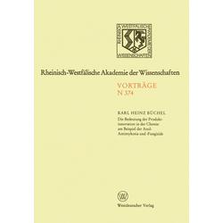 Die Bedeutung der Produktinnovation in der Chemie am Beispiel der Azol-Antimykotika und -Fungizide als Buch von Karl Heinz Büchel