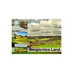 Bergisches Land (Wandkalender 2021 DIN A4 quer)