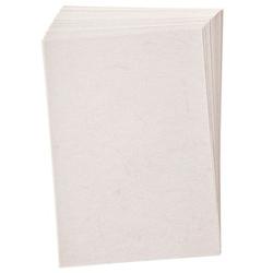 folia Motivpapier Elefantenhaut weiß DIN A4 110 g/qm 50 Blatt