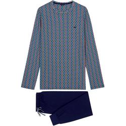 Hom Pyjama Long Sleepwear 'Pop Art' (1 tlg) M