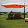 heute wohnen Luxus-Ampelschirm N22 300 x 400 cm terracotta ohne Ständer drehbar