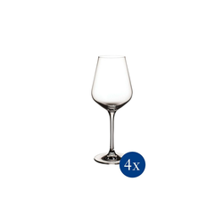 Villeroy & Boch Weißweinglas La Divina Weissweinglas 4er Set, Glas