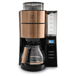 Melitta Filterkaffeemaschine 1021-04 AromaFresh Kaffeemaschine, entnehmbarer Wassertank 1.180 W
