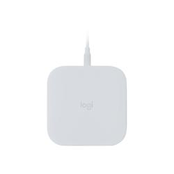 Logitech Powered Pad Weiß