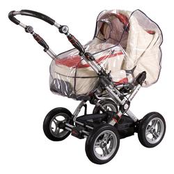sunnybaby Kinderwagen-Regenschutzhülle Regenverdeck für Kinderwagen, marine