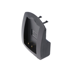 AccuCell Ladeschale für Sanyo DB-L40 Kamera-Ladegerät