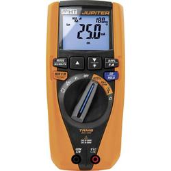 HT Instruments JUPITER Hand-Multimeter, RCD Tester kalibriert (ISO) digital CAT IV 600 V, CAT III 69