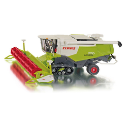 Siku Spielzeug-Auto SIKU 4258 Claas Lexion mit Raupenfahrwerk