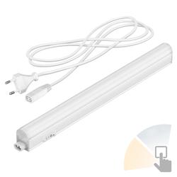 LED Unterbau-Leuchte RIGEL, 25,9cm, Farbtemperatur einstellbar (3000K / 4000K), 4W, 420lm
