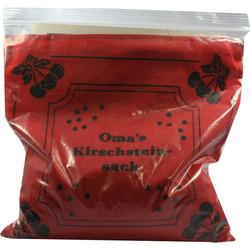 Kirschsteinsack 24x24 cm rot