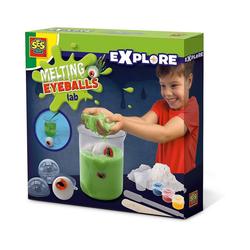 SES Creative Lernspielzeug Schleimige Augäpfel schmelzen