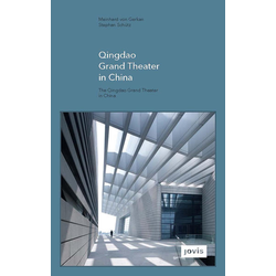 Qingdao Grand Theater in China als Buch von