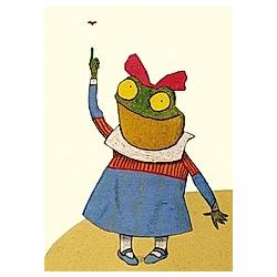Marienkäfer, Postkarten