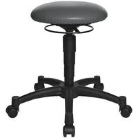 Fitness-Sitzhocker Balance 10 grau