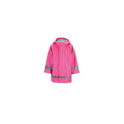 Sterntaler® Regenjacke Regenbekleidung Regenjacke ungefüttert Regenjacken rosa 98