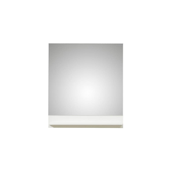 Pelipal Spiegel in weiß Glanz