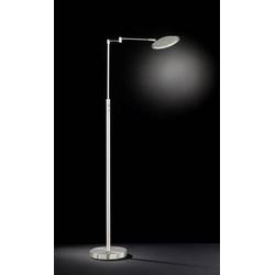 WOFI Lou 3468.01.64.0000 LED-Stehlampe 6W Messing (matt)