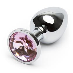 Lovehoney Analplug mit Kristall für Anfänger 6 cm