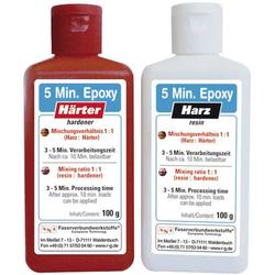 R & G EPO5.S200 5-Minuten Epoxyd-Harz 200g