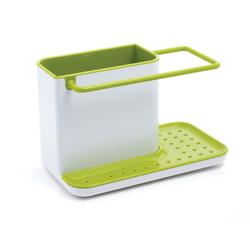 JOSEPH JOSEPH Ordnungshelfer für das Spülbecken CADDY kompakt weiß-grün