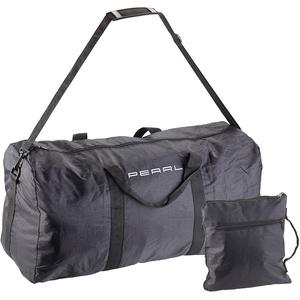 Leichte Falt-Reisetasche aus reißfestem Polyester, 58 Liter, Tragegurt