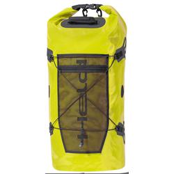 Held Roll-Bag Luggage Bag, black-yellow, Größe 51-60l