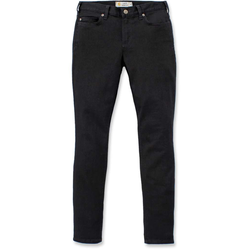 Carhartt Rugged Flex Slim-Fit Layton Skinny Ladies Pants, black, Größe 41 42 für Frauen