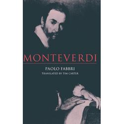 Monteverdi als Buch von Paolo Fabbri/ Fabbri Paolo