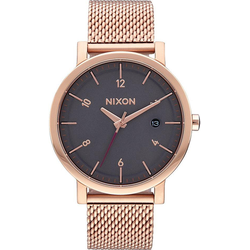 Nixon Rollo 38 SS A1087-2449 Herrenarmbanduhr Design Highlight