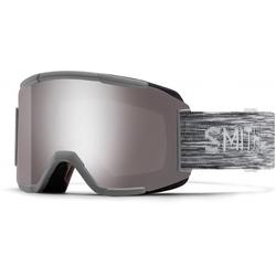 SMITH SQUAD Schneebrille 2020 cloudgrey/chromapop sun platinum mirror