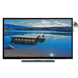 Toshiba LED TV 32D3863DA, integrierter DVD Player 80 cm (32 Zoll) Bildschirmdiagonale, Smart TV