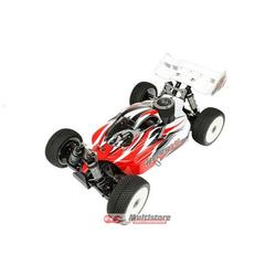 HoBao Hyper VS Nitro Buggy 30 1/8 mit roter Karosserie / HB-VS-C30R