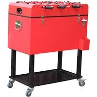 Leco Kühlbox mit Kicker