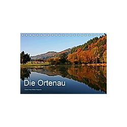 Die Ortenau (Tischkalender 2021 DIN A5 quer)