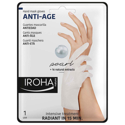Iroha Anti-Age Gloves Pearl
