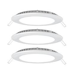 Etc-shop - 3er Set LED Spotlampen zur Decken- und Wandmontage