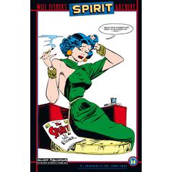 Will Eisners Spirit Archive 14 als Buch von Will Eisner