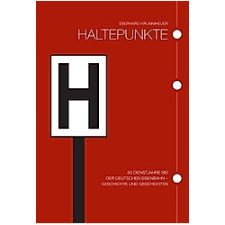 Haltepunkte. Eberhard Krummheuer  - Buch