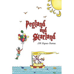 Pegland and Starland als Taschenbuch von J. M. Vignes-Dumas