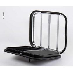 Carbest RW-Trailer Pferdeanhänger Fenster mit Gitter 790x515mm