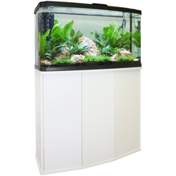 FLUVAL Aquarium VUE, BxTxH: 77x31x125,7 cm, 87 l